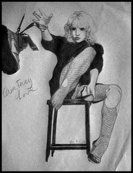 Courtney Love por TheBlackParade